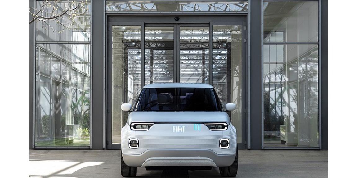 "Konceptno vozilo Fiat Centoventi je ""Best Concept Car of 2019"" po izboru žirije Car Design News"